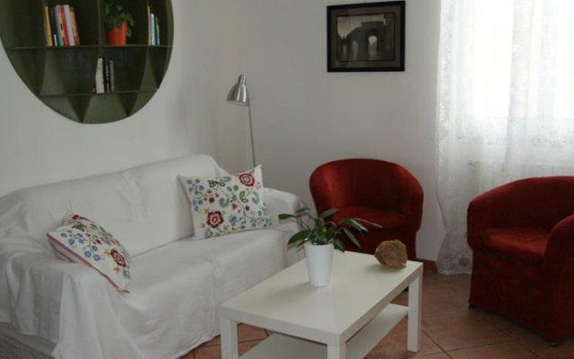 Апартаменты Boboli Apartment Флоренция комната для гостей