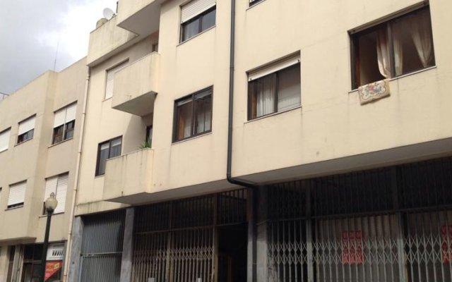 Отель Casa Gil Vicente вид на фасад