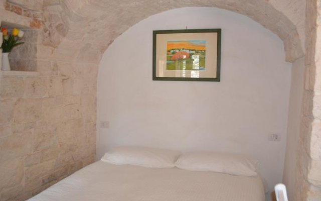Отель Conversa De Amicis n°8 Альберобелло комната для гостей