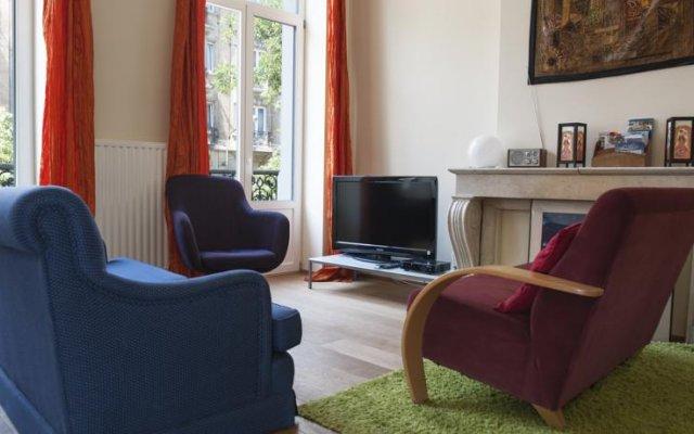 Отель Max Apartments Бельгия, Брюссель - отзывы, цены и фото номеров - забронировать отель Max Apartments онлайн комната для гостей