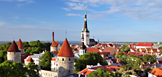 Таллин отели