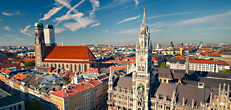 Мюнхен отели