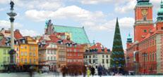 Варшава отели