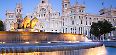 Мадрид отели