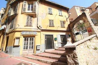 Nice Booking-Atelier Vieux Nice Terrasse