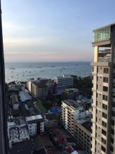 The Base condo central Pattaya by Pattaya Lettings