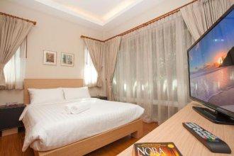 Jomtien Lamore Villa 2 Bedroom with Jacuzzi Pool