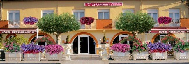 Hôtel-restaurant Du Commerce