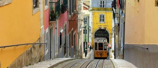Bairro Alto Centre of Lisbon