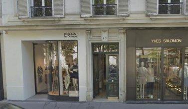 Avenue Montaigne Champs Elysees Paris