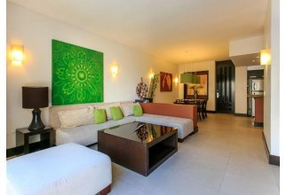 Condo for 6 people with in the heart of Playa del Carmen