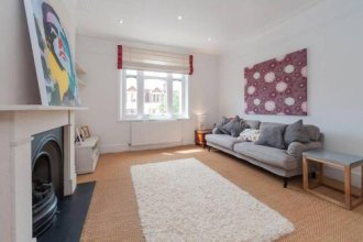 Chic 2bed Apartment 5 Mins To West Hampstead Tube