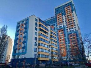 Apartmnet on Bogatyrska street 6b