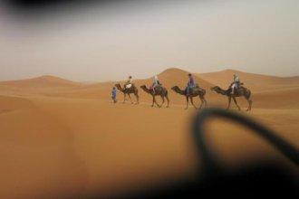 Merzouga Desert Camp Bazin
