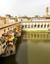 Ponte Vecchio Sunshine
