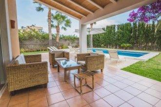 VILLA ALOE: Wifi gratis piscina privada y vistas al mar