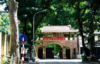 The Tent Homestay Hanoi Opera