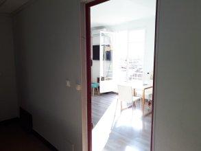 Cosy studio vue Nice - Cimiez