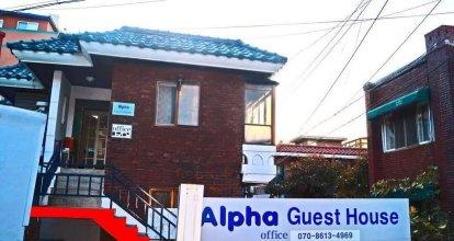 Sinchon Alpha Guest House 1