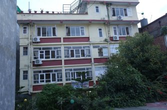 Hotel Holy Temple Tree & Chautari Cafe.