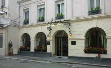 Hôtel des Arts Cité Bergère