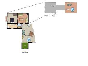 Roof Apartment Funicolare