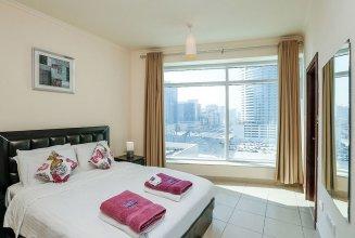 Espace Holiday Homes - Burj View