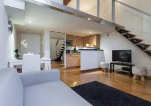Nice Booking - Duplex Place Massena
