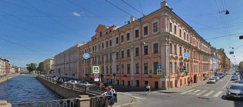 ColorSpb ApartHotel GriboedovArt