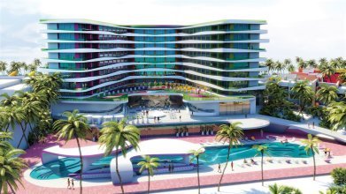 The Tower by Temptation Cancun Resort  - All Inclusive - Adults Only