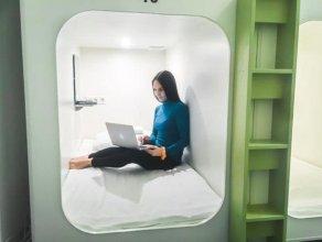 Cube Capsule Hostel