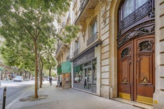 Charming Studio In The Heart Of Montmartre