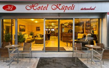 Отель Küpeli
