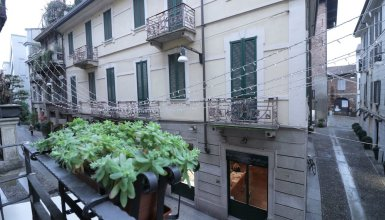 Temporary House - Brera District