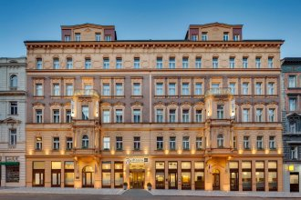 Radisson Blu Hotel, Prague