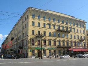 Luxury apartments on Nevsky 22