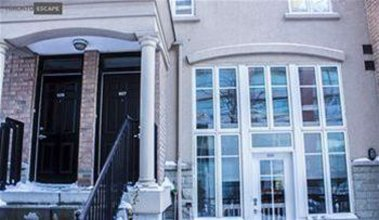 3-Story Town House Downtown Toronto