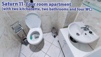 Saturn 11 Apartment