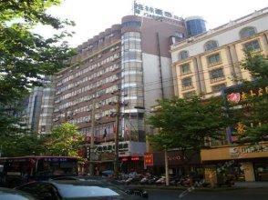 GreenTree Inn Xinyu Shenglibei Road Pedestrian Street Express Hotel