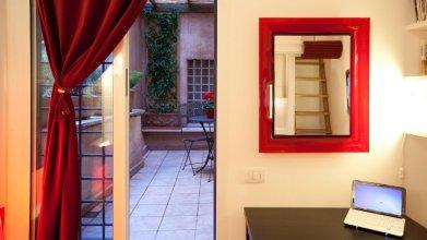 Rental In Rome Monti Suite Terrace