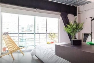 Trendy Suite With Terrace in Polanco