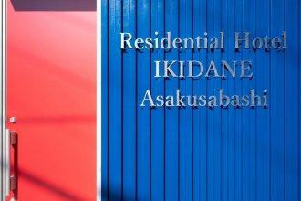 IKIDANE Residential Hotel Asakusabashi