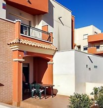 House With 3 Bedrooms in Orihuela, With Wonderful sea View, Pool Acces