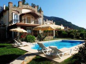 Xanthos Villaları