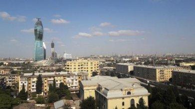 Apartment On H. Aliyev 101