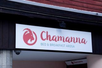 Chamanna Bed & Breakfast Arosa