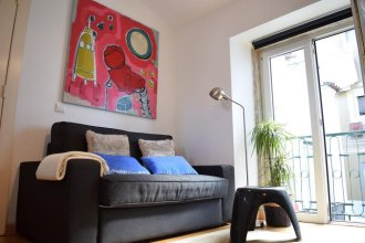 Le Flat Bairro Alto Studio