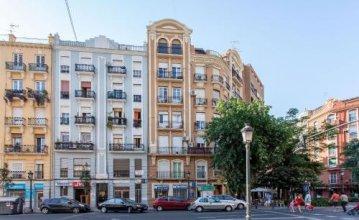 Valencia Flat Rental - City Center Ruzafa Centelles