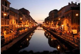 Milano Flat - Col Di Lana 6a