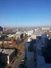 Mansarda With City View